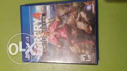 Farcry 4 new not used