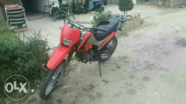 Cross 200cc الشوف -  2