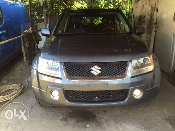grand vitara ajnabe 2008 clean car fax سن الفيل -  1
