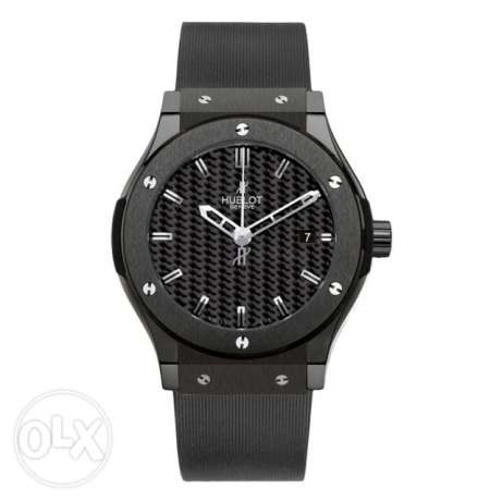"Hublot Classic Fusion""Black Magic"" (( very Special price ))New 8000$"