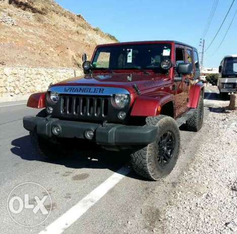 2009 Jeep Wrangler SUPER CLEAN البقاع الغربي -  1