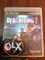 Dead Rising 2 PS3 only used 1 time