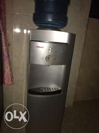 microwave and cooler خلدة -  1
