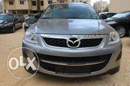 Mazda CX-9 gray model2012 4wd