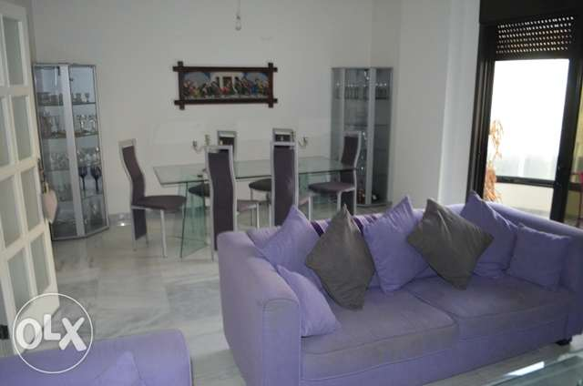A 110 sqm Apartment for Sale in Mazraat Yachouh
