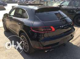 Free registration Macan S 2015 sport chrono ventilated seat