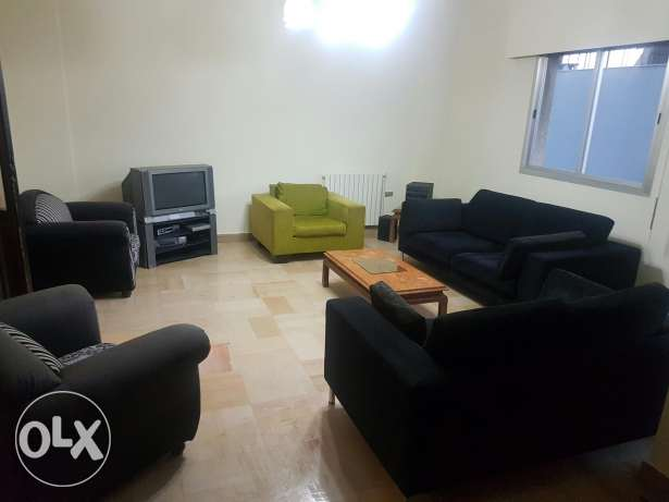 Jounieh highway apartment for rent
