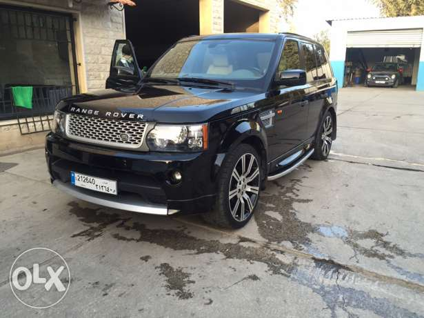 super clean range rover sport 2006 look autobiography 2013 حوش الأمراء -  8