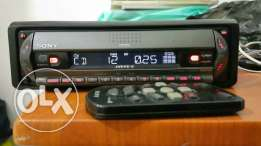 Sony radio cd