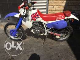 cross XR650L