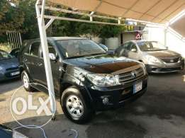 Toyota fortuner 2009 as new