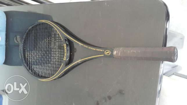 Very good condition Racket