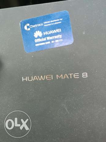Hawai mate 8 used 1 month