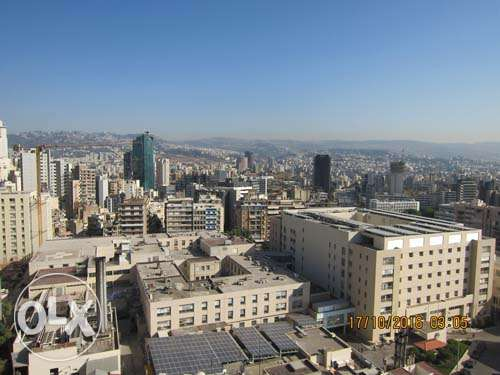 110sqm Unfurnished apartment for rent Achrafieh Lycee