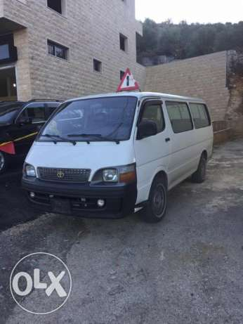 Toyota HIACE, SUPER clean