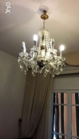 Antique chandliers
