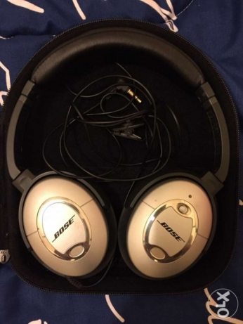 BOSE headphones like new