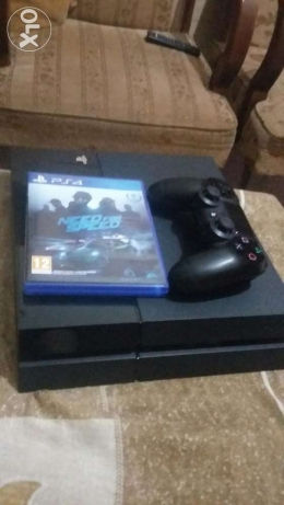 ps4 ma3 CD need for speed b 450$ حارة صيدا -  1