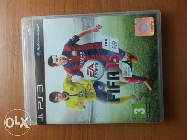 Fifa 15 PS3 Game بعبدا -  1