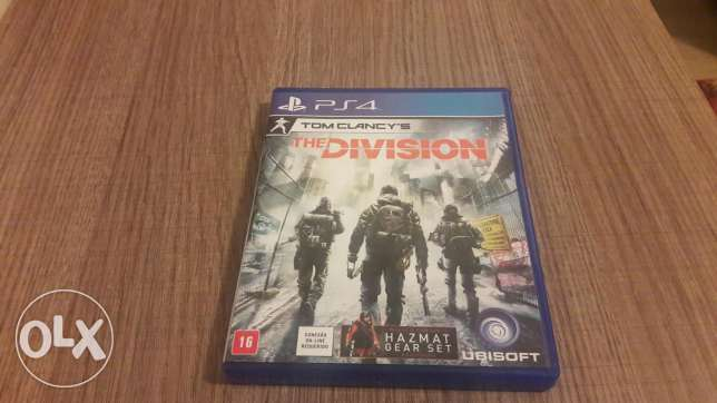 Tomy clancy THE DIVISION