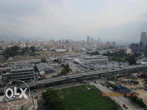 217sqm New Unfurnished apartment for rent Ashrafieh Sioufi