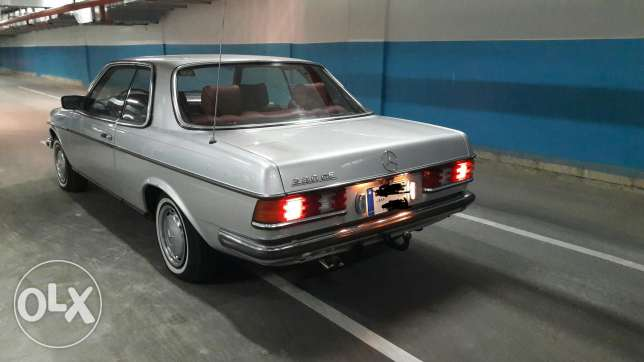 Mercedes Classic 280 Coupe