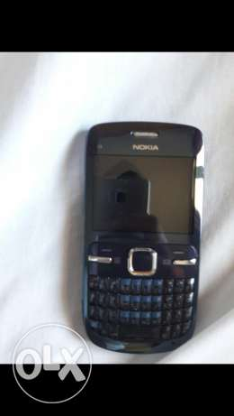 nokia c3 like new + charger