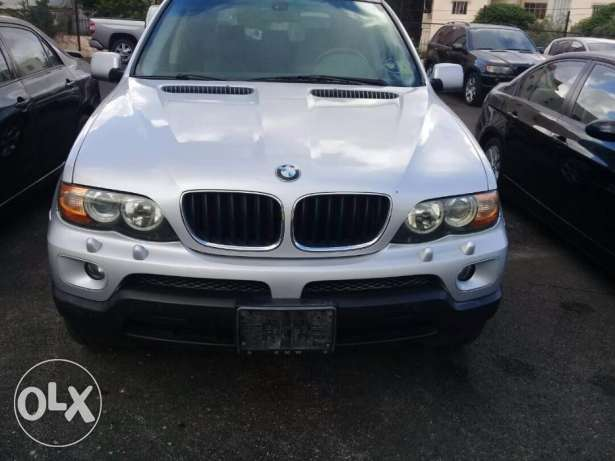 bmw x5 model 2005 full option 5are2 nadafe