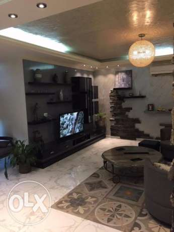 Beautiful Furnished apartment for sale in Mansourieh
