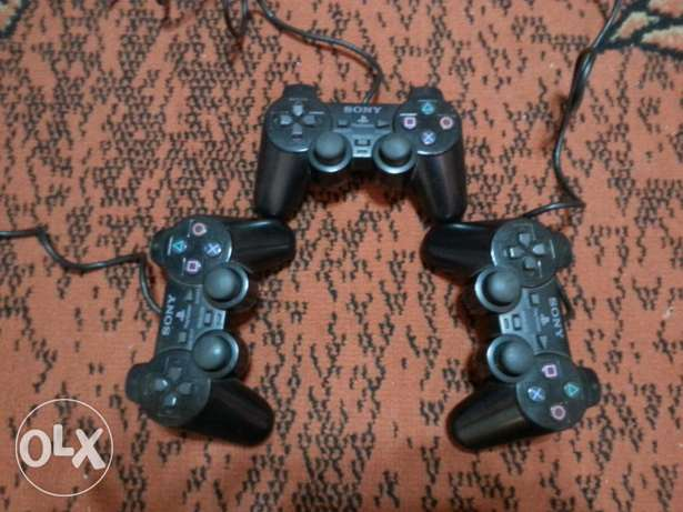 Ps2 Controllers (3)