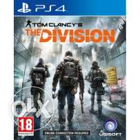 The division like new trade on COD IF