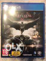 PS4-Batman Arkham Night