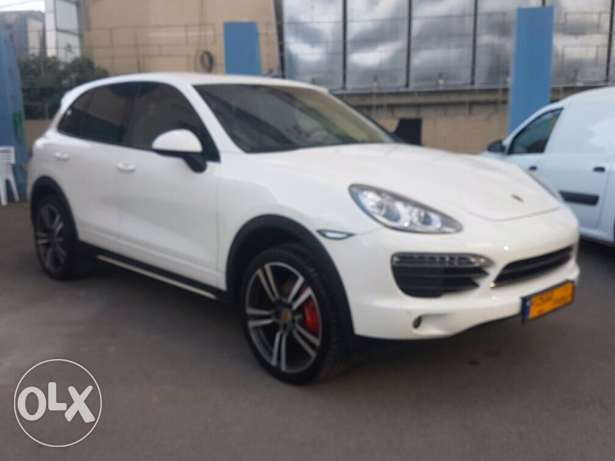 porche cayenne ajnabieh look turbo option s