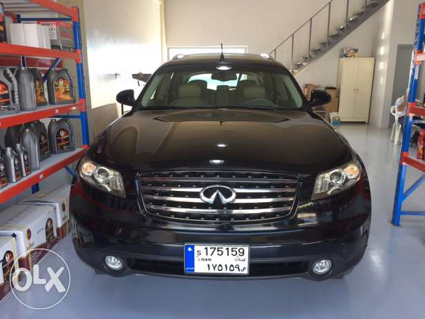 Infiniti FX35 2006 immaculate condition