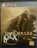 PS4 Dark Souls II - Scholar of the First Sin