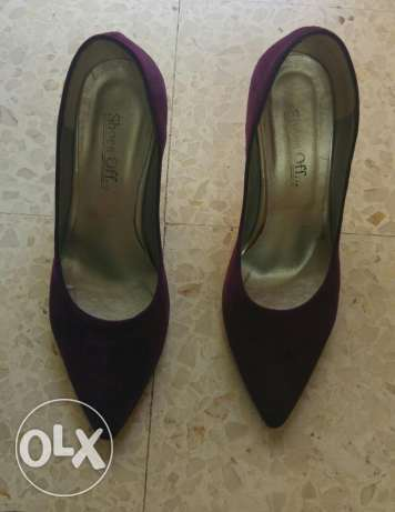 Ladies Shoes size 38 بعبدات -  2