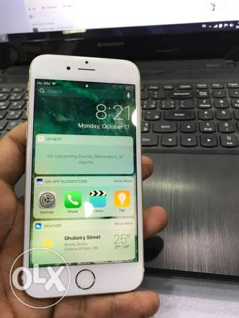 Iphone 6s Gold used clean الشياح -  2