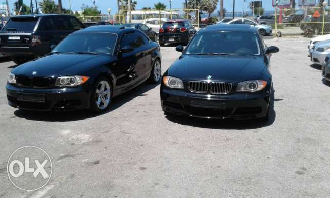 Bmw 135 M package 2009 full options new arrival ajnabieh تقسيط بنك