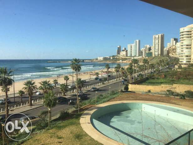 luxurious Apartment Ramlet El Bayda waterfront