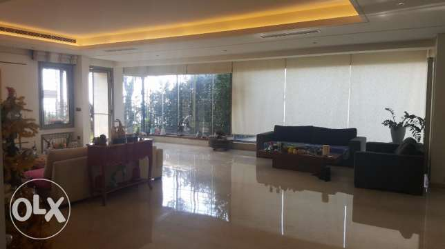 Furnished Apartment with Terrace for Rent in Biyada