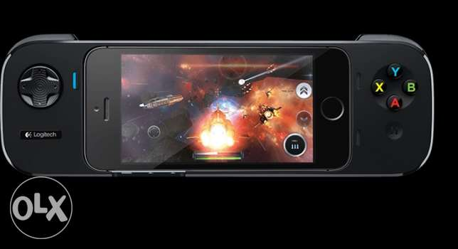 logitech powershell( controller and powerbank) for iphone5/5s/se ipod
