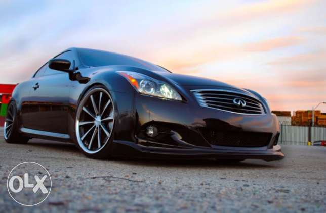 G37s Infinity for Sale