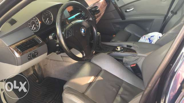 Bmw 530 i sports package بعبدا -  3