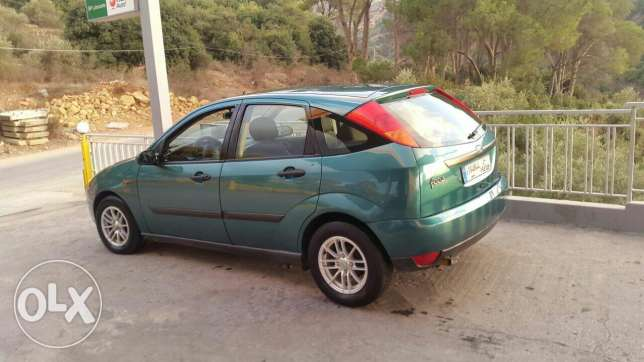 Ford Focus European source, full option in very good conditions بعبدا -  4