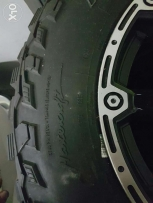 Mastercraft tires signs for off road