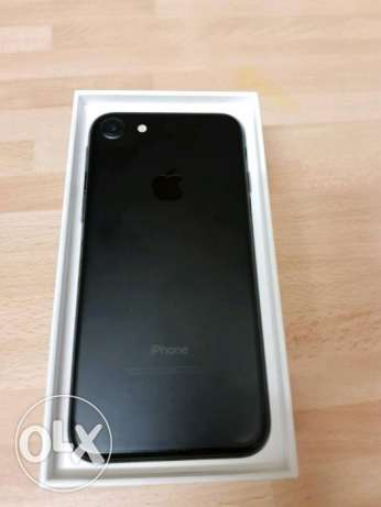 Brand apple iphone 7 32gb factory unlocked black