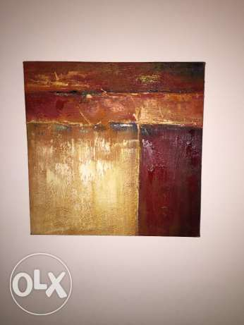 Oil Painting - 2 Pieces