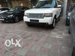 Range rover vogue HSE very clean source company 79000 km