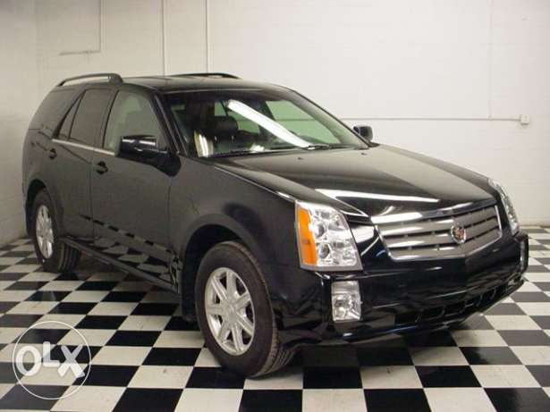 Cadillac SRX4x4 2006 v6 impex source 1owner 7seat panoramic.104000km o