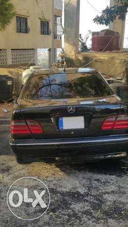 Mercedes em 3youn model el 2000 very clean car المية و المية -  6